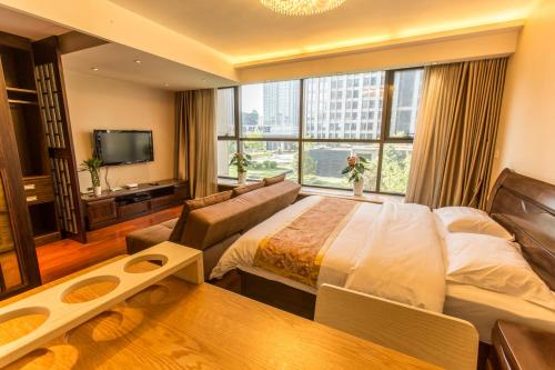 World City Jiamei Service Apartment Beijiing impression