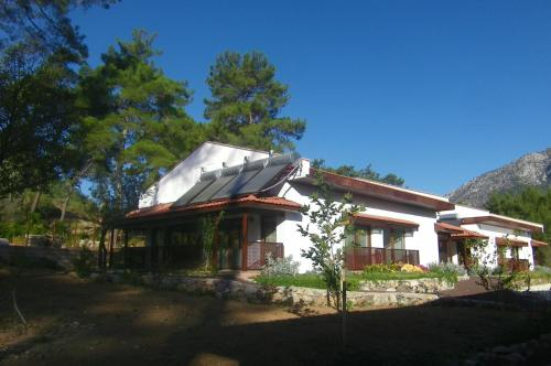 Uzumlu Calm Life Cottages odalar