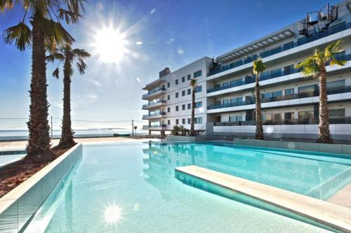 Royal Beach Luxury Apartments Aðalmynd