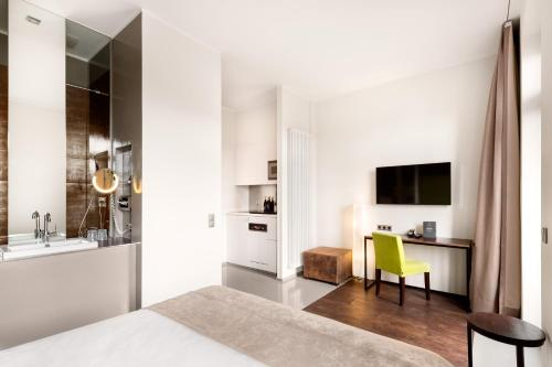Lux 11 Berlin-Mitte Улучшенный номер