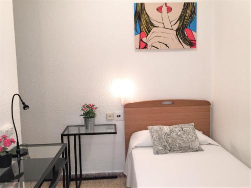 Pensión Carlos III room photos