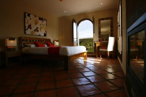 Habitación Doble Superior con terraza Masía Durbá 3