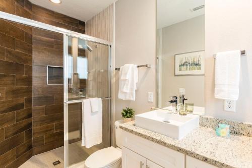 Summerville Resort Three Bedroom Townhome Sv108 - Kissimmee, FL 34747