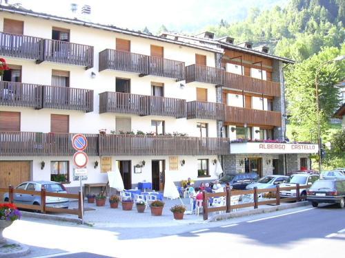 Albergo Castello da Bonino - Hotel - Champorcher
