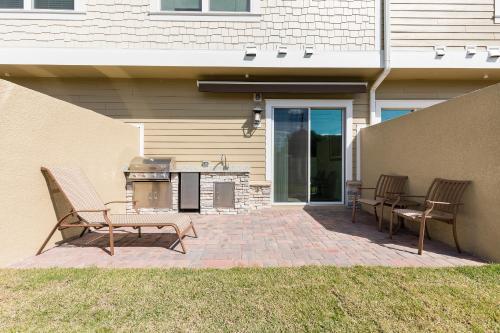 Summerville Resort Four Bedroom Townhome Sv104 - Kissimmee, FL 34747
