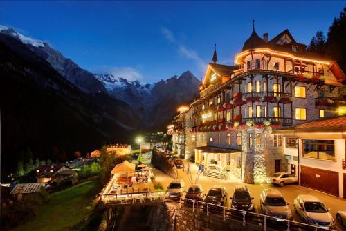 Hotel Madatsch - Trafoi am Ortler