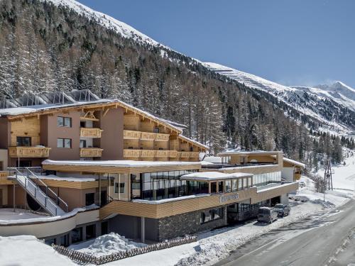 4 Sterne Superior Mühle Resort 1.900 Obergurgl-Hochgurgl Obergurgl