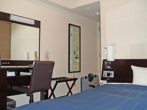 Hotel Route-Inn Sagamihara room Valokuvat