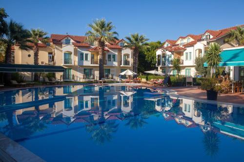 Fethiye Rebin Beach Hotel directions