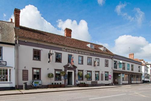The Saracens Head Hotel, Great Dunmow