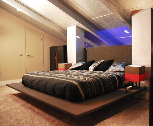 Superior Doppelzimmer Hotel Cardamomo Siguenza 14