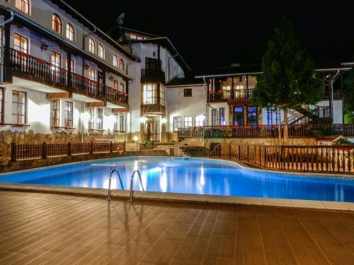 Hotel Alfaresort Thermal Chiflika