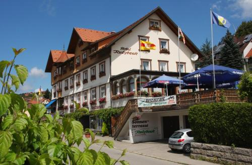 . Landhotel Rebstock
