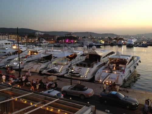 Port de Saint-Tropez - Location saisonnière - Saint-Tropez