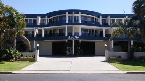 . Apollo Luxury Apartments