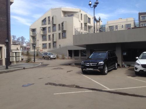 . Apartment Teatralny Kvartal