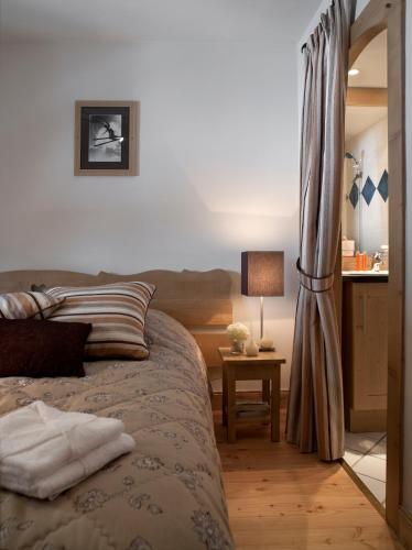 CGH Résidences & Spas Les Chalets de Jouvence - Accommodation - Les Carroz