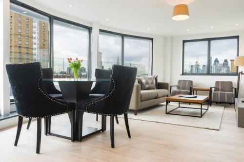City Aldgate Apartments