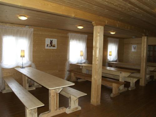 Гостевой дом на Волге Двухместный номер с 2 отдельными кроватями