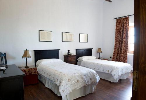 Habitación Doble Hotel Las Casas del Consul 10