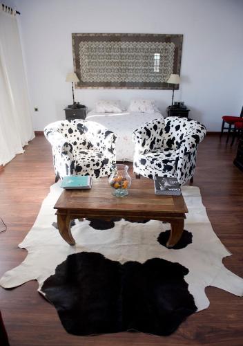 Suite - single occupancy Hotel Las Casas del Consul 9