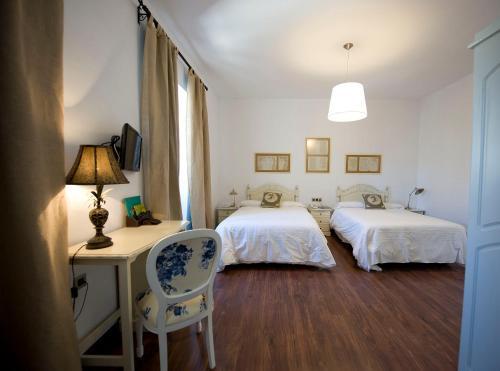 Habitación Doble Hotel Las Casas del Consul 9