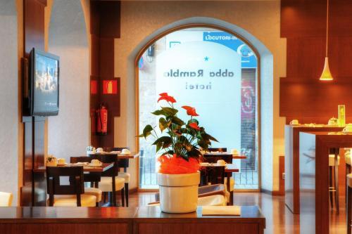 Abba Rambla Hotel photo 31