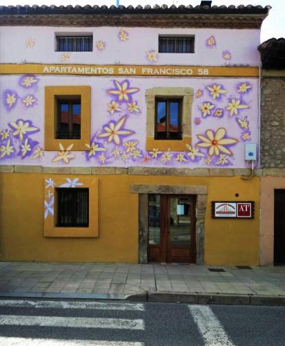 Apartamentos San Francisco 58 - Apartment - Santo Domingo de la Calzada