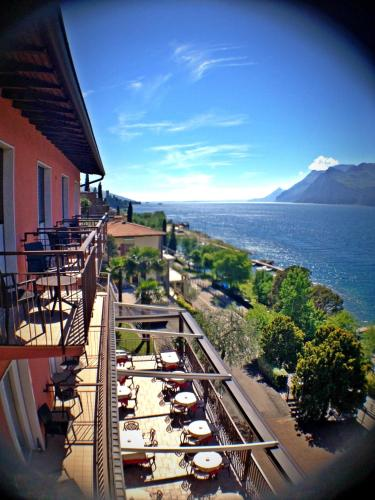 Accommodation in Malcesine