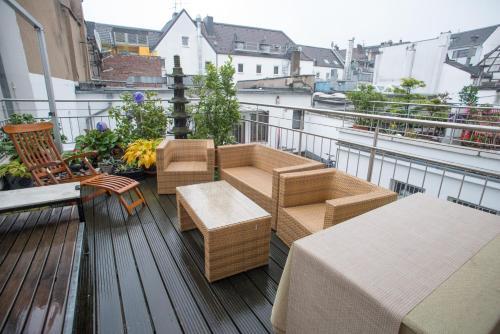 Apartement mit Dachterrasse photo 10