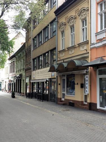 . Kuckó Panzió Győr