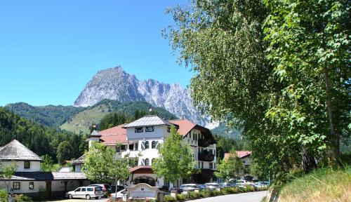 Gasteiger Jagdschlössl - Hotel - Kirchdorf