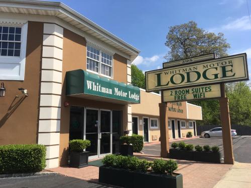 Whitman Motor Lodge Foto principal