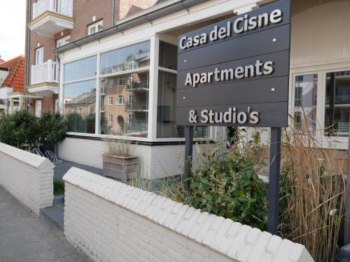 Casa Del Cisne, Pension in Zandvoort