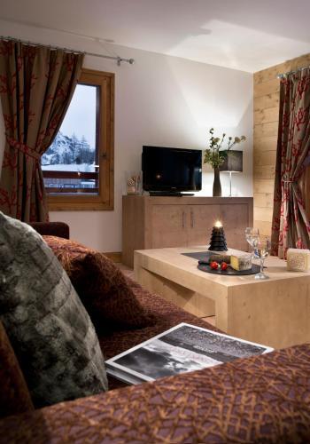 Фото отеля CGH Residences & Spas Les Chalets de Flambeau