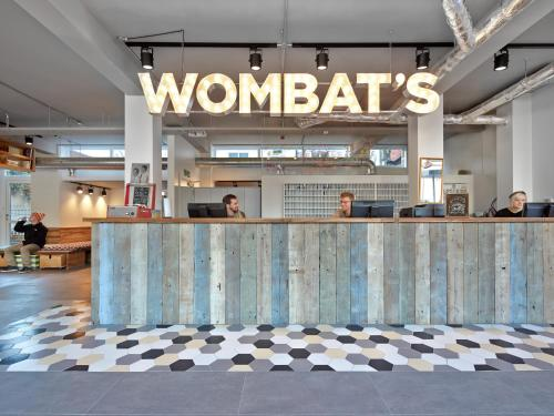 Wombat's CITY Hostel - London (with B&B)