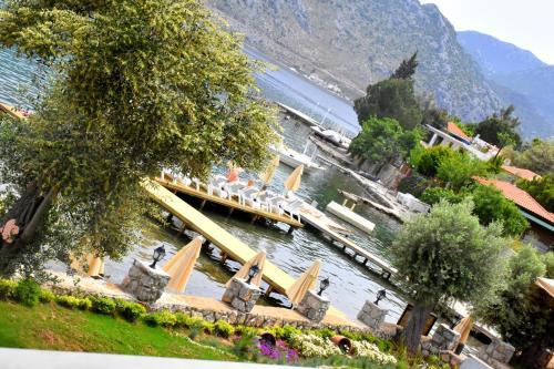 Selimiye Fiska Butik Hotel fiyat