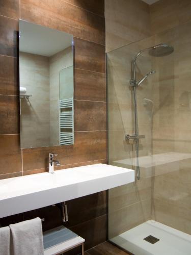 Doppel- oder Zweibettzimmer - Einzelnutzung Hospedería Puente de Alconétar 33