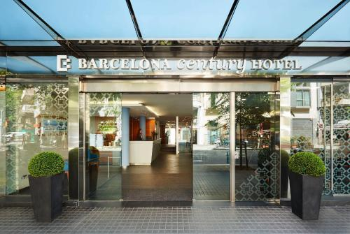 Barcelona Century Hotel photo 23