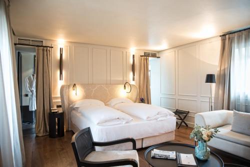 Habitación Prestige - 1 o 2 camas Hotel Palacio De Villapanés 6