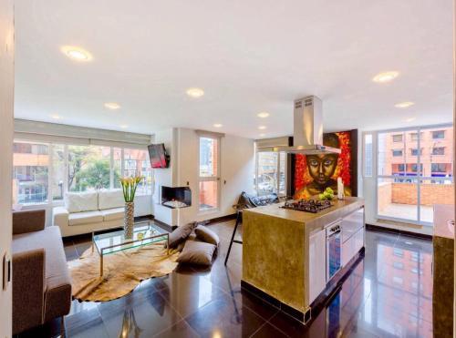 . Gorgeous Chapinero Alto Apartment