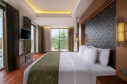 Golden Tulip Jineng Resort Bali In Kuta From 66 Trabber Hotels