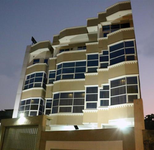 HotelCrown Residencies