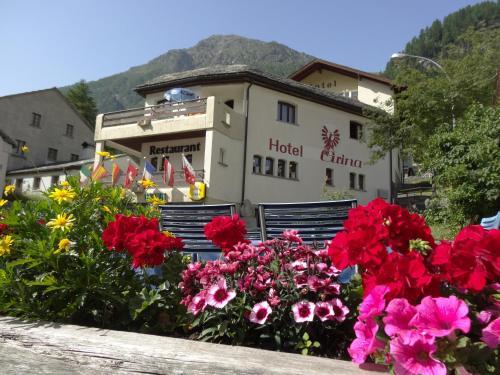 . Hotel-Restaurant Grina