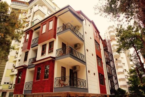 Antalya Ale Boutique Apartments yol tarifi