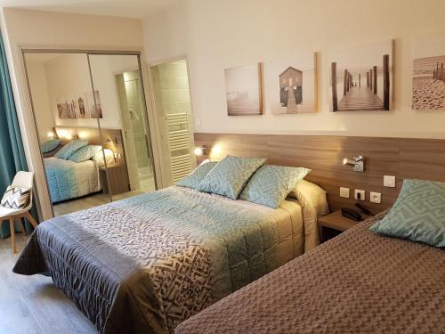 . Hotel du Midi - Rodez Centre Ville