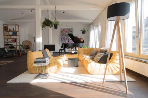 . Weimar Central Artist Loft - 120 m2