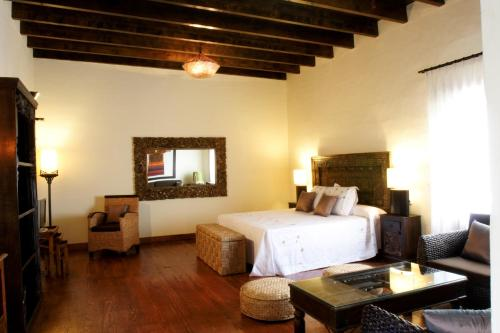 Double Room - single occupancy Hotel Boutique Oasis Casa Vieja 12