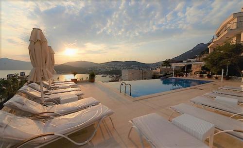 Kalkan Emilia Luxury Apartments indirim kuponu