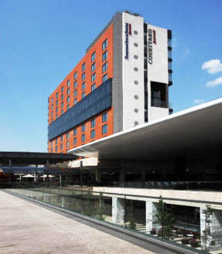 Hotel Fairfield Inn & Suites by Marriott Mexico City Vallejo
